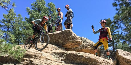 Outerbike Moab Ahab sessioning ride with Syd and Macky tickets