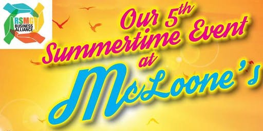 5th Summertime Event at McLoone's