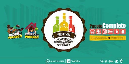 Festival da Pinga de Paraty 2019