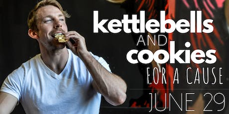 Kettlebells and Cookies for a Cause tickets