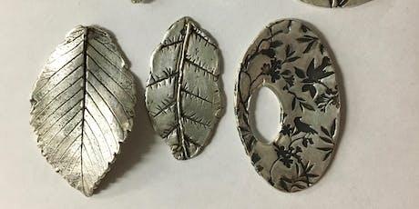 Jewelry-Metal Clay  tickets