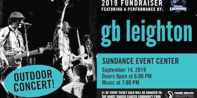 GB Leighton - Outdoor Concert September 14