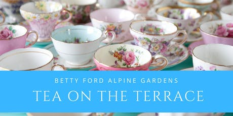 Tea on the Terrace tickets