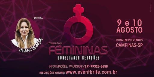 Conferência Femininas - CAMPINAS, SP
