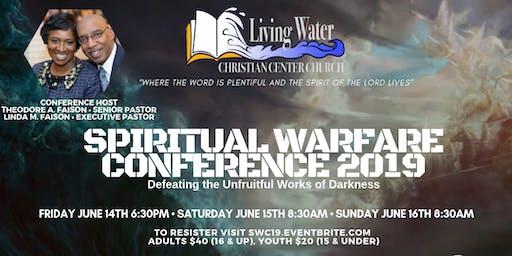 Spiritual Warfare Conference 2019