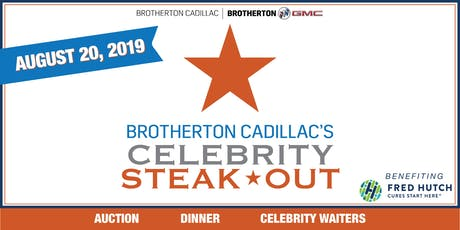 Celebrity Steak-Out 2019 tickets