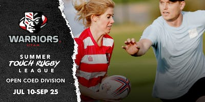 Utah Warriors Touch Rugby - 2019 Summer League