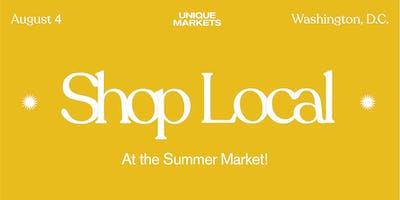 D.C. Summer Pop-Up Market