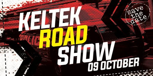 2019 Keltek Roadshow - Sponsorship Packages