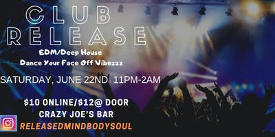 Club Release           DJ Vibes-EDM/Deep House