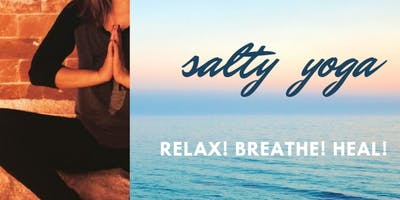 SALTY YOGA (Yin Yoga+Halo-therapy ) in Salt Cave