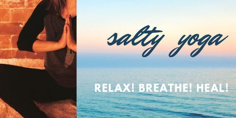 SALTY YOGA (Yin Yoga+Halo-therapy ) in Salt Cave tickets
