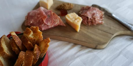 Study Workshop; Build + Taste the Perfect Charcuterie Board tickets