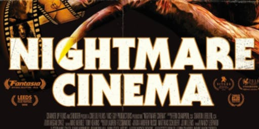 NIGHTMARE CINEMA: Cast & Crew Screening