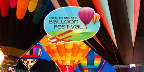 The 13th Annual Chester County Balloon Festival tickets