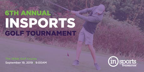 InSports Foundation Golf Tournament  tickets