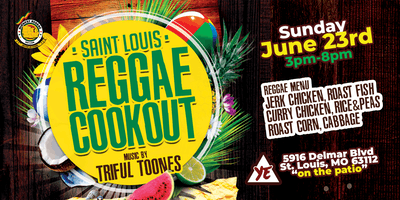 Reggae Cook Out