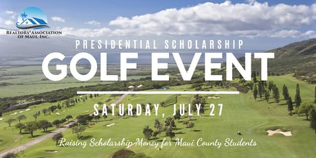 18th Annual RAMCF Presidential Scholarship Golf Event tickets