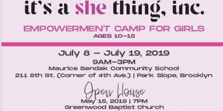 Empowerment Camp for Girls tickets