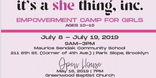 Empowerment Camp for Girls