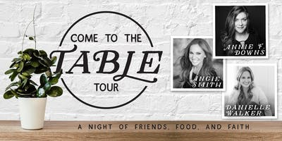 Come To The Table Tour | Marietta, GA