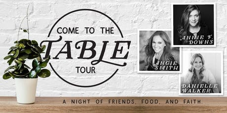 Come To The Table Tour | Little Rock, AR tickets