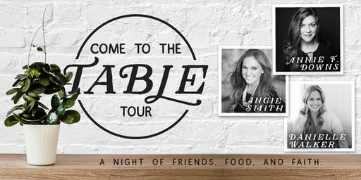 Come To The Table Tour | Little Rock, AR