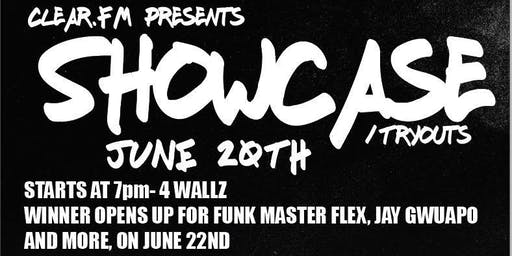 Leaders Of The New School Showcase
