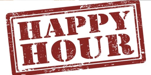 Happy Hour $5 Hennessy $5 Margaritas .60 Wings