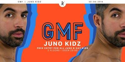 GMF • JUNO KIDZ