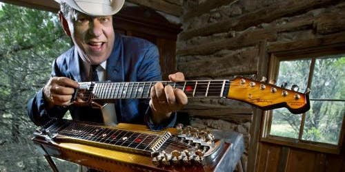 JUNIOR BROWN + The Country Club
