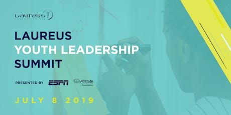 The Laureus Youth Leadership Summit tickets