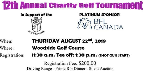 Astoria's 12th Annual Charity Golf Tournament tickets