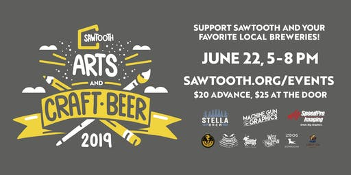 Arts & Craft Beer 2019!