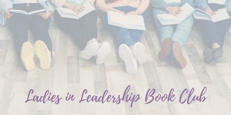 Ladies in Leadership Book Club tickets