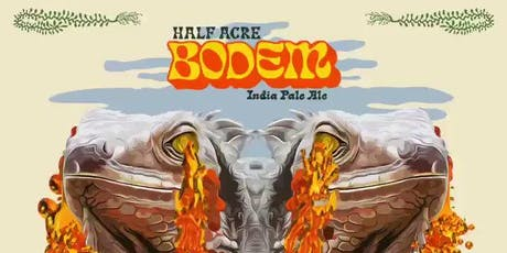 Half Acre Bodem IPA Beer Sampling at Cactus Bar & Grill tickets