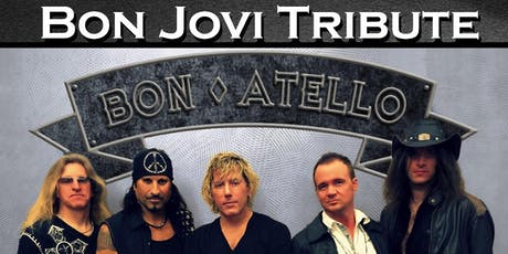BON JOVI TRIBUTE by Bon Atello  tickets
