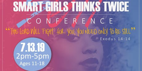 Smart Girls Think Twice Conference tickets