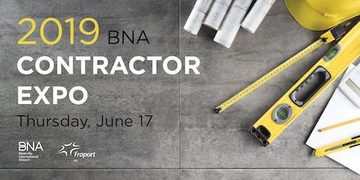 2019 BNA Contractor Expo