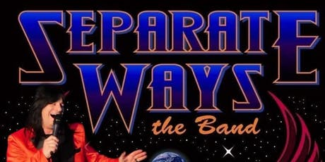 Separate Ways... The Ultimate Tribute To Journey tickets