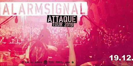 Alarmsignal / Attaque! Tour Tickets