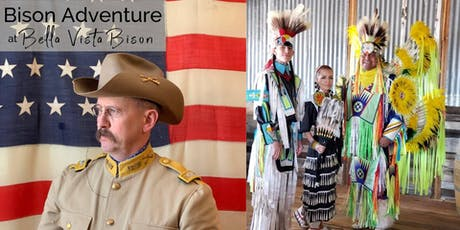 """Bison Adventure """"Bison Dinner Theatre"""" tickets"""