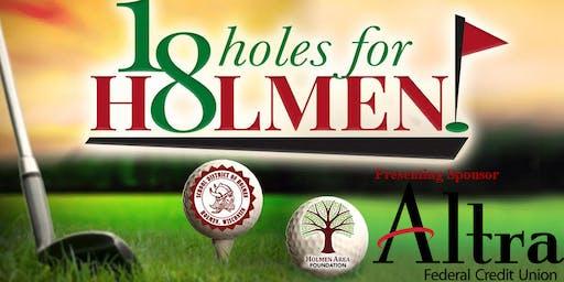 19th Annual Mike Schmitz Memorial - 18 Holes for Holmen
