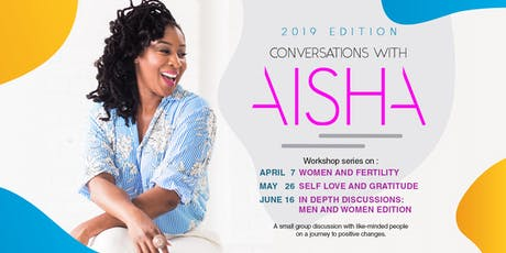 Conversations with Aisha-MEN AND WOMEN Edition tickets