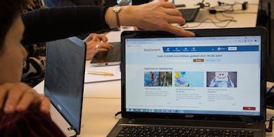Workshop KlasCement optimaal gebruiken + ICT-tips - BRUGGE, 05.11.2019
