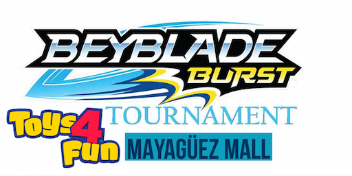 5th Beyblade Tournament Toys4Fun Mayaguez
