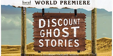 Discount Ghost Stories: A Colorado Folklore Concert tickets