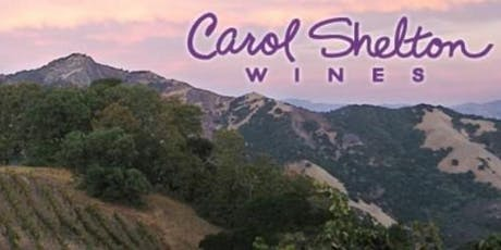 Wine Tasting with Winemaker Carol Shelton tickets
