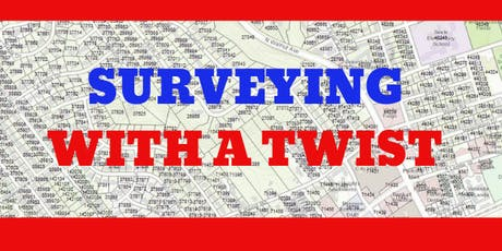 Surveying with a Twist tickets
