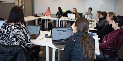 Workshop KlasCement optimaal gebruiken + ICT-tips - ANTWERPEN, 07.11.2019
